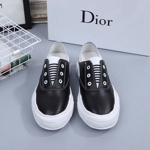 Cheap Christian Dior Casual Shoes For Women #525647 Replica Wholesale [$77.60 USD] [W#525647] on Replica Christian Dior Shoes