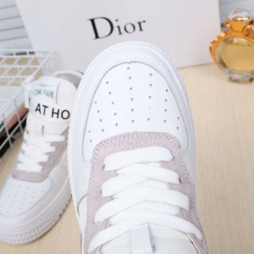 Cheap Christian Dior Casual Shoes For Women #525651 Replica Wholesale [$77.60 USD] [W#525651] on Replica Christian Dior Shoes