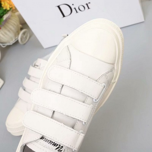 Cheap Christian Dior Casual Shoes For Women #525659 Replica Wholesale [$77.60 USD] [W#525659] on Replica Christian Dior Shoes