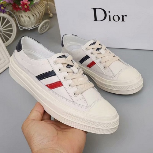 Cheap Christian Dior Casual Shoes For Women #525663 Replica Wholesale [$77.60 USD] [W#525663] on Replica Christian Dior Shoes