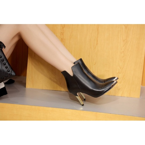 Cheap Christian Dior Boots For Women #525669 Replica Wholesale [$82.45 USD] [W#525669] on Replica Christian Dior Boots