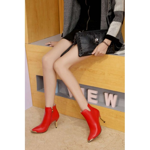 Cheap Christian Dior Boots For Women #525670 Replica Wholesale [$82.45 USD] [W#525670] on Replica Christian Dior Boots