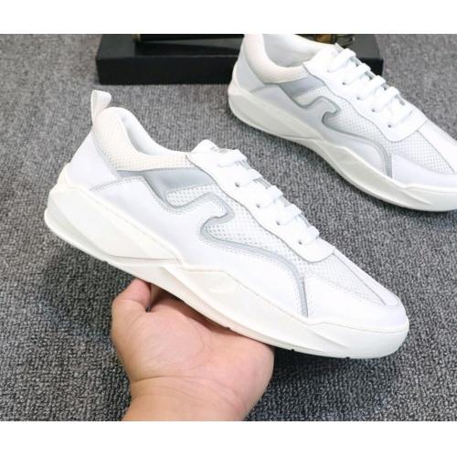 Cheap Armani Casual Shoes For Men #525685 Replica Wholesale [$82.45 USD] [W#525685] on Replica Armani Casual Shoes