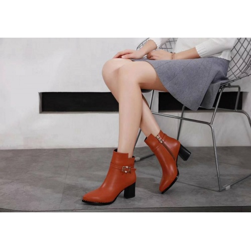 Cheap Stuart Weitzman Boots For Women #525714 Replica Wholesale [$95.06 USD] [W#525714] on Replica Stuart Weitzman Boots