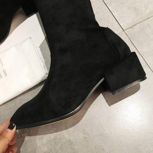 Cheap Stuart Weitzman Boots For Women #525717 Replica Wholesale [$82.45 USD] [W#525717] on Replica Stuart Weitzman Boots