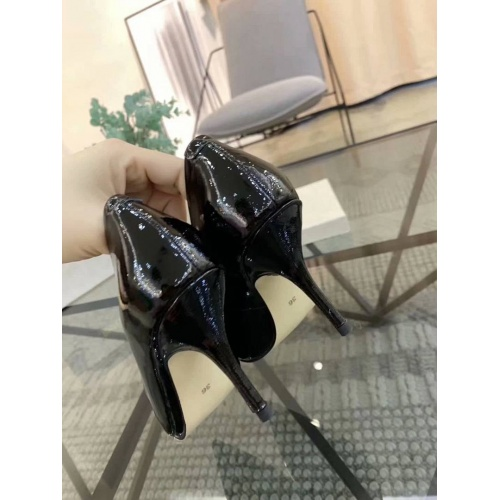 Cheap Jimmy Choo High-Heeled Shoes For Women #525755 Replica Wholesale [$73.72 USD] [W#525755] on Replica Jimmy Choo High-Heeled Shoes