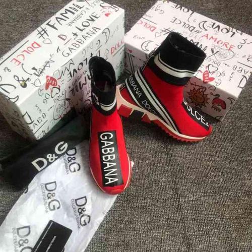 Cheap Dolce & Gabbana D&G Boots For Women #525847 Replica Wholesale [$73.72 USD] [W#525847] on Replica Dolce & Gabbana D&G Boots