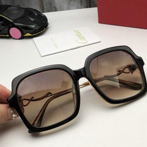 Cheap Cartier AAA Quality Sunglasses #525953 Replica Wholesale [$52.38 USD] [W#525953] on Replica Cartier Super AAA Sunglasses