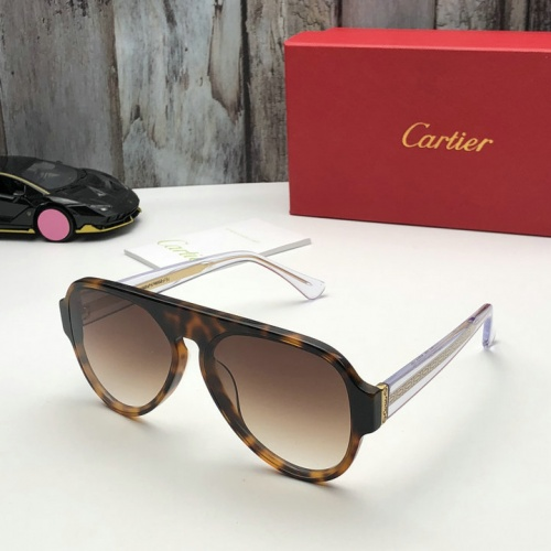 Cheap Cartier AAA Quality Sunglasses #525954 Replica Wholesale [$52.38 USD] [W#525954] on Replica Cartier Super AAA Sunglasses