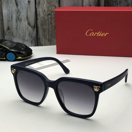 Cheap Cartier AAA Quality Sunglasses #525959 Replica Wholesale [$52.38 USD] [W#525959] on Replica Cartier Super AAA Sunglasses