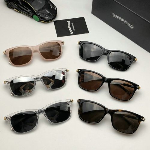 Cheap Chrome Hearts AAA Quality Sunglasses #525963 Replica Wholesale [$52.38 USD] [W#525963] on Replica Chrome Hearts AAA Sunglasses