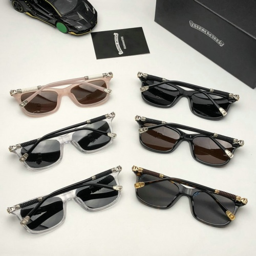 Cheap Chrome Hearts AAA Quality Sunglasses #525963 Replica Wholesale [$52.38 USD] [W#525963] on Replica Chrome Hearts AAA Sunglasses