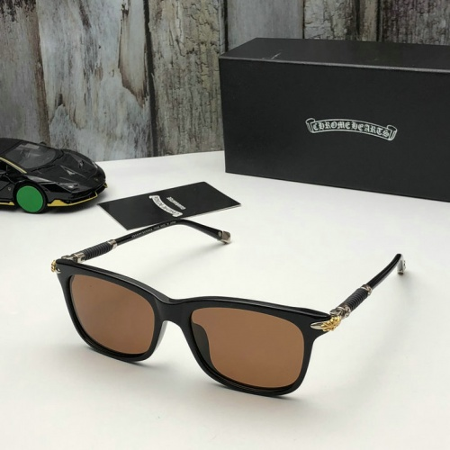 Cheap Chrome Hearts AAA Quality Sunglasses #525968 Replica Wholesale [$52.38 USD] [W#525968] on Replica Chrome Hearts AAA Sunglasses
