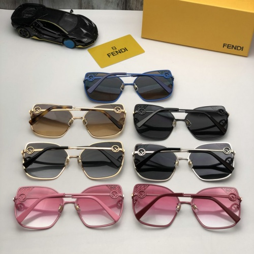 Cheap Fendi AAA Quality Sunglasses #525990 Replica Wholesale [$52.38 USD] [W#525990] on Replica Fendi AAA Sunglasses