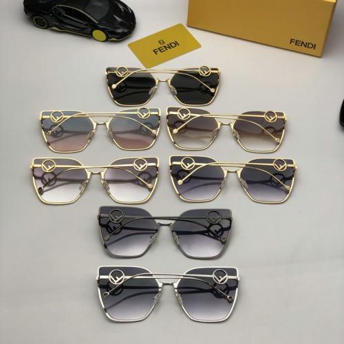 Cheap Fendi AAA Quality Sunglasses #525998 Replica Wholesale [$52.38 USD] [W#525998] on Replica Fendi AAA Sunglasses