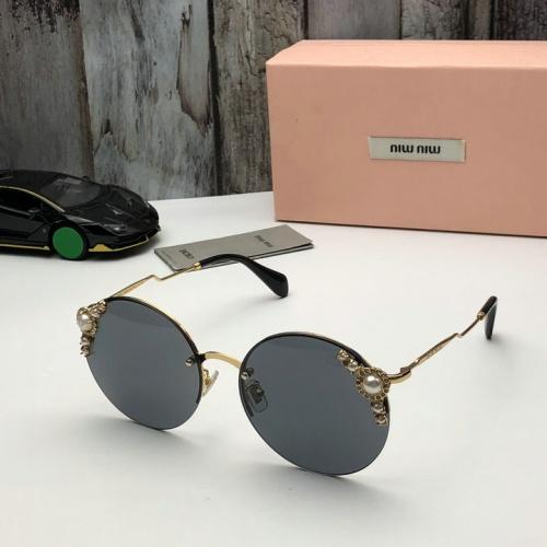 Cheap MIU MIU AAA Quality Sunglasses #526068 Replica Wholesale [$52.38 USD] [W#526068] on Replica MIU MIU AAA Sunglasses