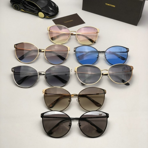Cheap Tom Ford AAA Quality Sunglasses #526105 Replica Wholesale [$52.38 USD] [W#526105] on Replica Tom Ford AAA Sunglasses