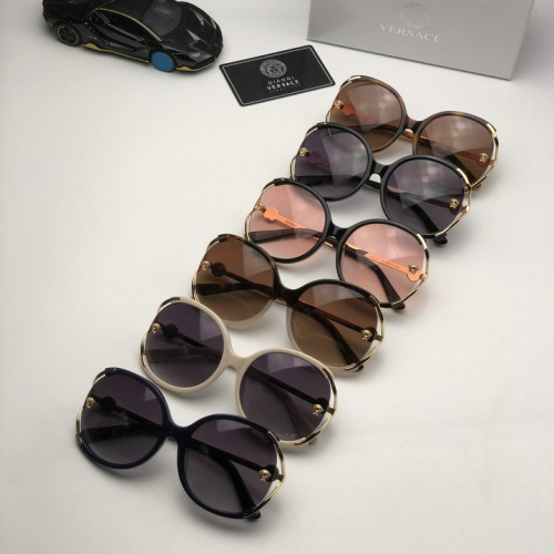 Cheap Versace AAA Quality Sunglasses #526115 Replica Wholesale [$52.38 USD] [W#526115] on Replica Versace AAA+ Sunglasses
