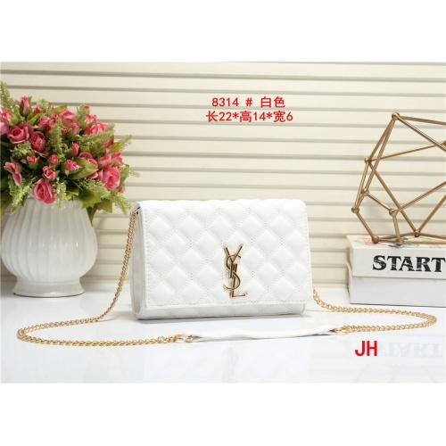 Cheap Yves Saint Laurent YSL Fashion Messenger Bags #528722 Replica Wholesale [$23.28 USD] [W#528722] on Replica Yves Saint Laurent YSL Fashion Messenger Bags