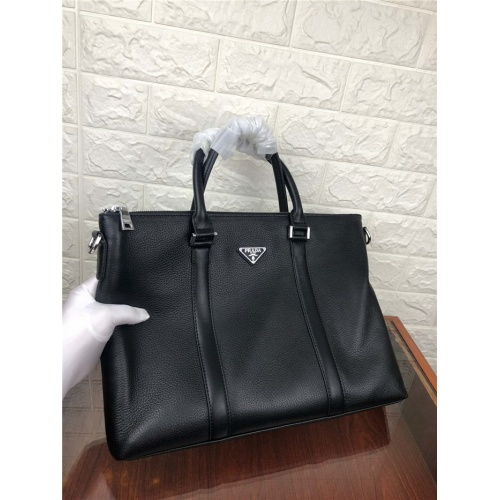 Cheap Prada AAA Man Handbags #533133 Replica Wholesale [$98.94 USD] [W#533133] on Replica Prada AAA Man Handbags