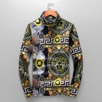 Cheap Versace Bottoming T-Shirts Long Sleeved For Men #525430 Replica Wholesale [$41.71 USD] [W#525430] on Replica Versace T-Shirts