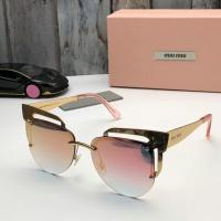 MIU MIU AAA Quality Sunglasses #525478