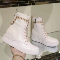 Cheap Valentino Boots For Women #525554 Replica Wholesale [$104.76 USD] [W#525554] on Replica Valentino Boots