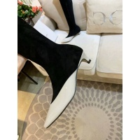 Cheap Givenchy Boots For Women #525567 Replica Wholesale [$95.06 USD] [W#525567] on Replica Givenchy Boots