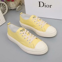 Cheap Christian Dior Casual Shoes For Women #525642 Replica Wholesale [$77.60 USD] [W#525642] on Replica Christian Dior Shoes