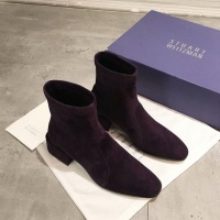 Cheap Stuart Weitzman Boots For Women #525720 Replica Wholesale [$77.60 USD] [W#525720] on Replica Stuart Weitzman Boots