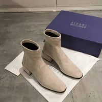 Cheap Stuart Weitzman Boots For Women #525724 Replica Wholesale [$77.60 USD] [W#525724] on Replica Stuart Weitzman Boots