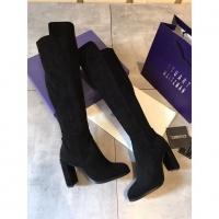 Cheap Stuart Weitzman Boots For Women #525725 Replica Wholesale [$82.45 USD] [W#525725] on Replica Stuart Weitzman Boots