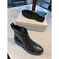 Cheap Jimmy Choo Boots For Women #525766 Replica Wholesale [$104.76 USD] [W#525766] on Replica Jimmy Choo Boots