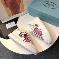 Cheap Prada Casual Shoes For Women #525834 Replica Wholesale [$85.36 USD] [W#525834] on Replica Prada Casual Shoes
