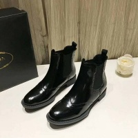 Cheap Prada Boots For Women #525844 Replica Wholesale [$77.60 USD] [W#525844] on Replica Prada Boots