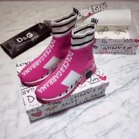 Dolce & Gabbana D&G Boots For Women #525848