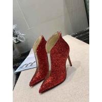 Cheap Jimmy Choo Boots For Women #525866 Replica Wholesale [$111.55 USD] [W#525866] on Replica Jimmy Choo Boots