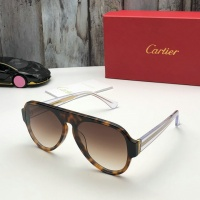 Cartier AAA Quality Sunglasses #525954