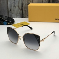 Fendi AAA Quality Sunglasses #525990