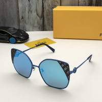 Fendi AAA Quality Sunglasses #525995