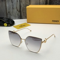 Fendi AAA Quality Sunglasses #525997
