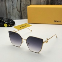 Fendi AAA Quality Sunglasses #525998