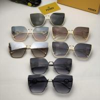 Cheap Fendi AAA Quality Sunglasses #526000 Replica Wholesale [$52.38 USD] [W#526000] on Replica Fendi AAA Sunglasses