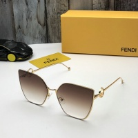 Fendi AAA Quality Sunglasses #526003
