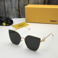 Fendi AAA Quality Sunglasses #526004