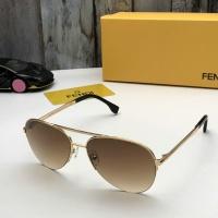 Fendi AAA Quality Sunglasses #526424