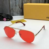 Fendi AAA Quality Sunglasses #526425