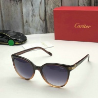 Cartier AAA Quality Sunglasses #526455