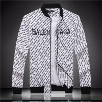 Balenciaga Jackets Long Sleeved Zipper For Men #526859