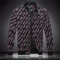 Fendi Jackets Long Sleeved Zipper For Men #526876